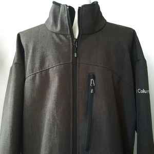 Columbia | Men's Charcoal Midweight Jacket | XXL